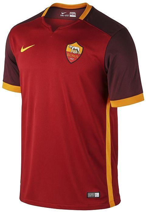 Nike divulga as novas camisas da Roma - Show de Camisas  93dfeee8f72dd