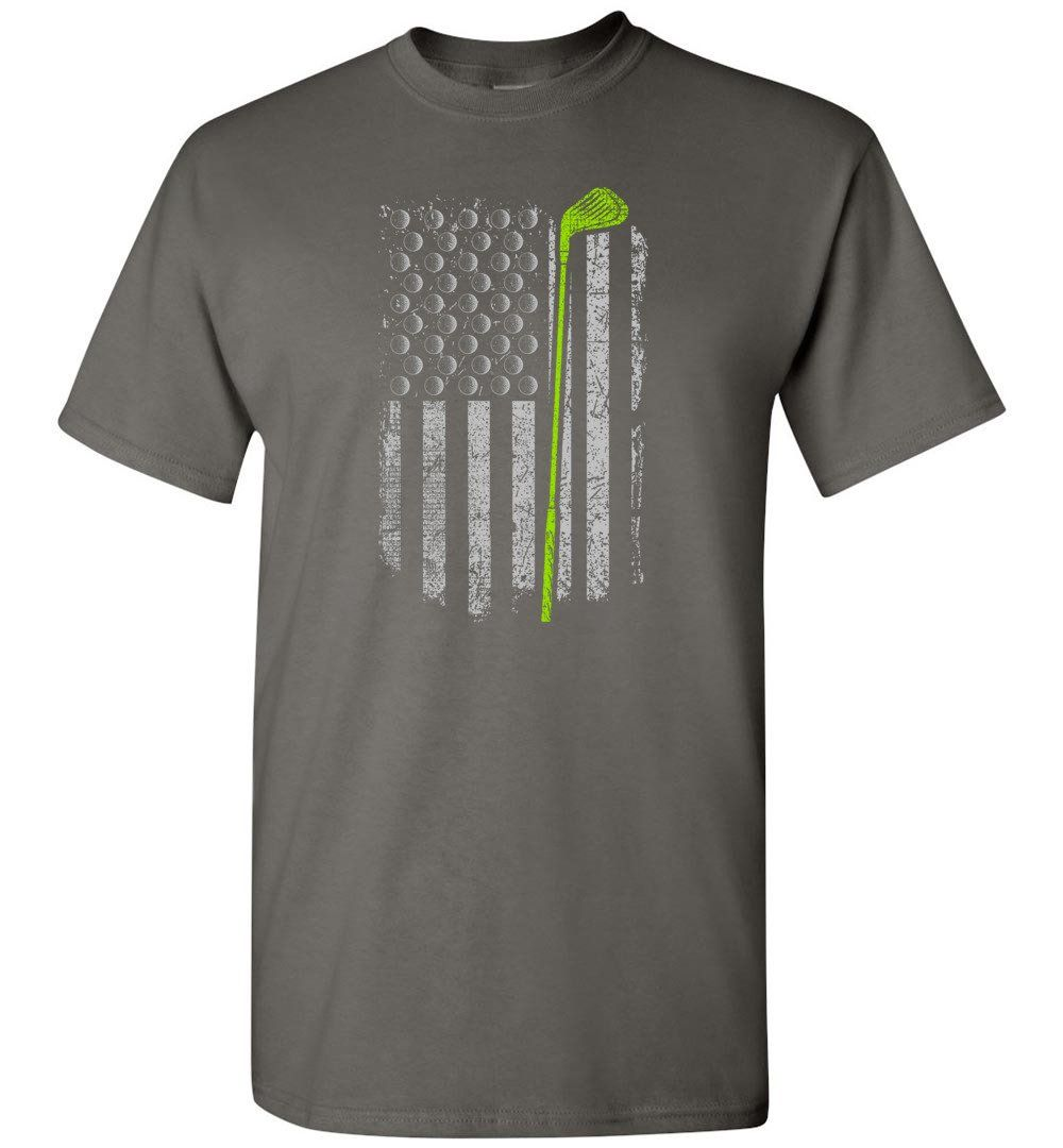 American flag golf shirt american flag golf apparel funny