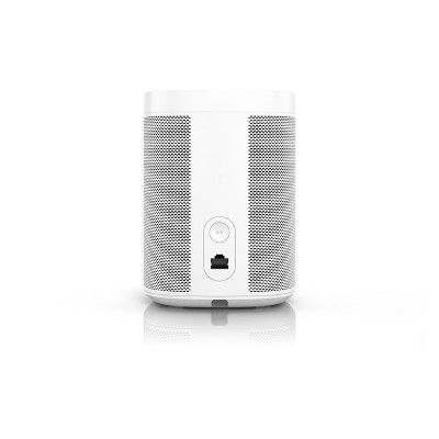 15d578a4a Sonos One Wireless Speaker with Amazon Alexa Voice Assistant - White  (ONEG1US1)