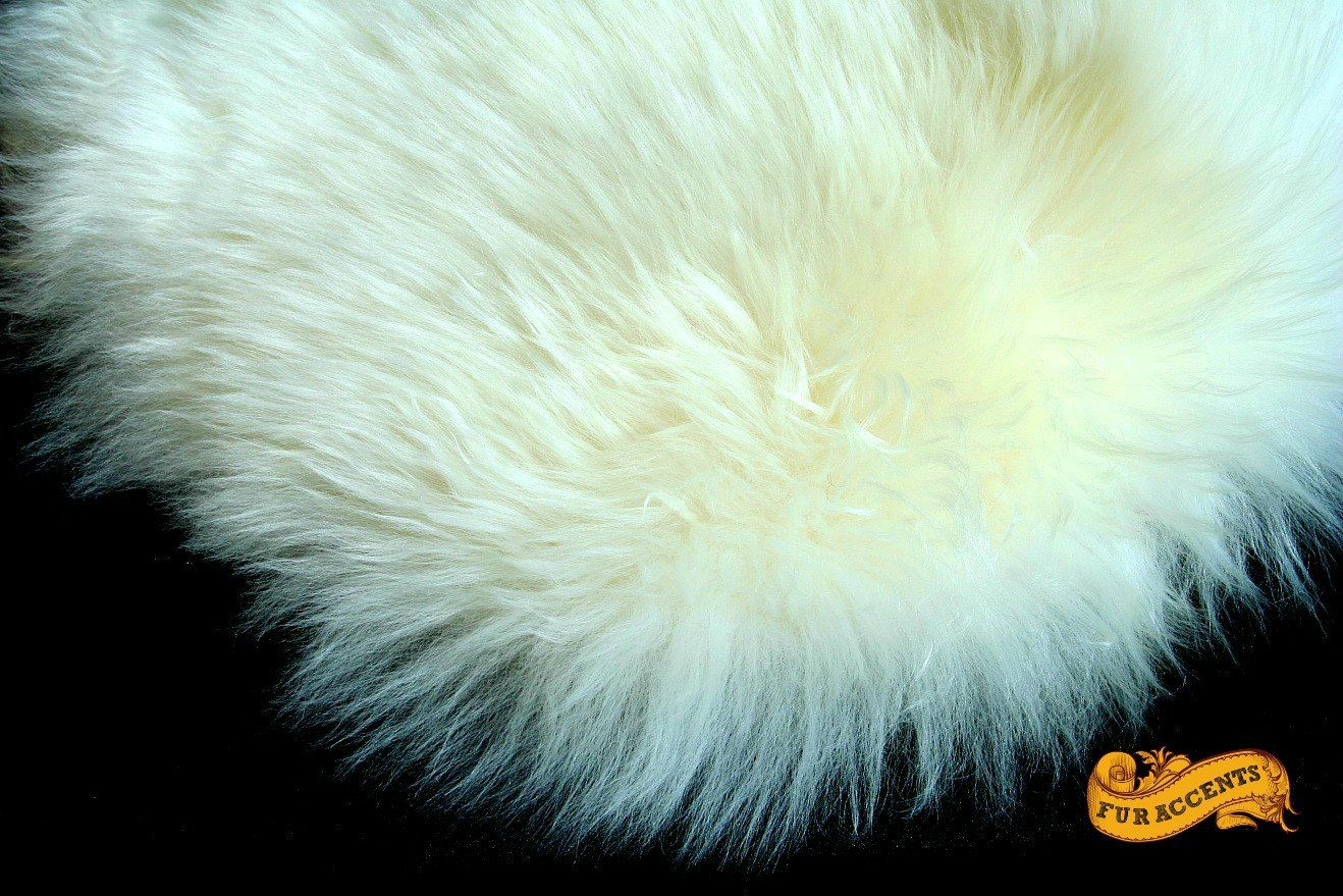 FUR ACCENTS llc  Designer Quality , Home Accents and Accessories Hand Made from Premium Quality, Animal Friendly Faux Fur   Made in the USA  100s of Styles , Colors, Shapes and Sizes to Choose From:    ITEM DESCRIPTION:  Shaggy Faux Fur Area Rug / Octo Sheepskin  SIZE:                  You Choose C