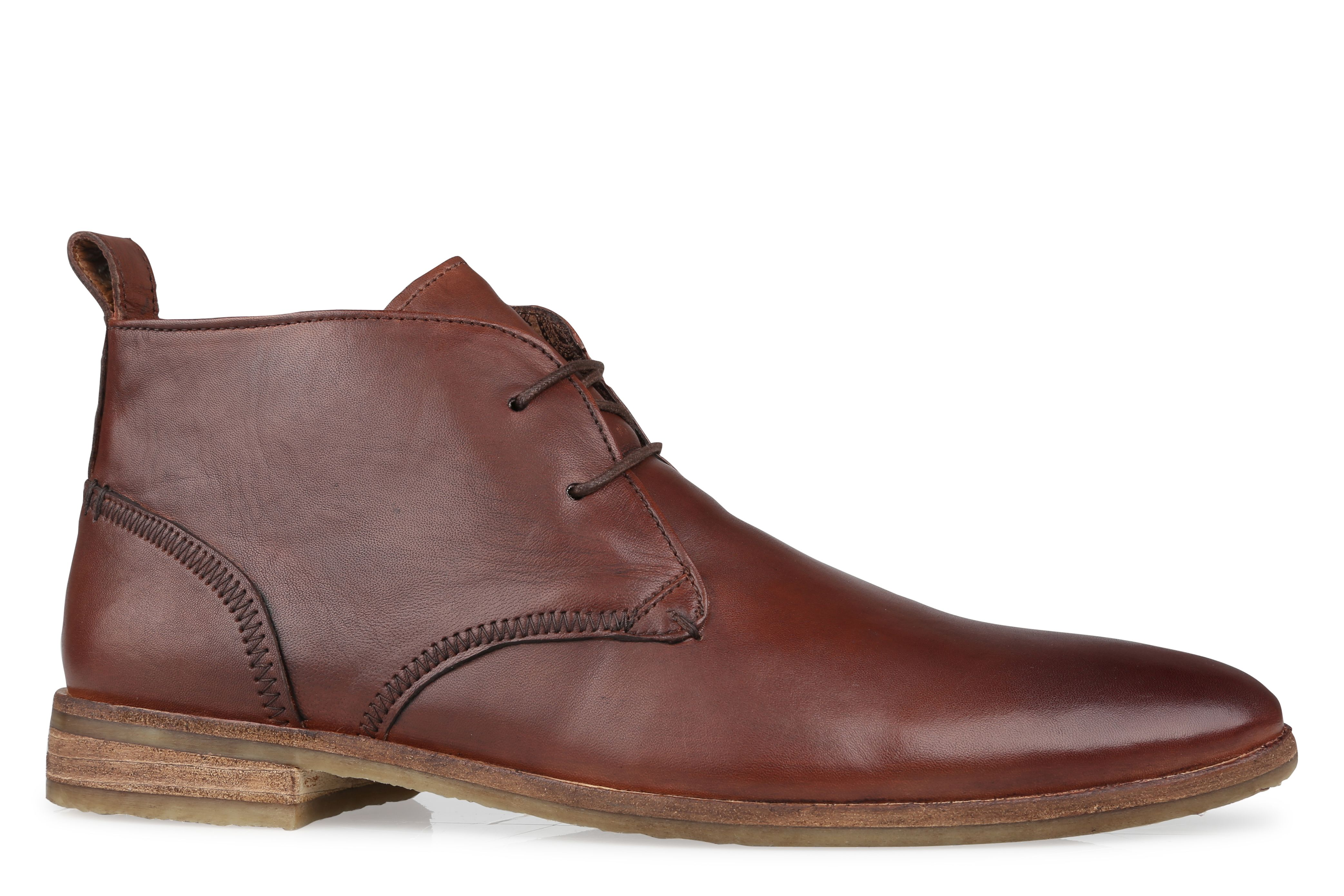 Shoe Connection - Peter James - Player leather lace-up ankle boot in tan. $219.99 https://www.shoeconnection.co.nz/mens/boots/lace-up-boots/peter-james-player-leather-lace-up-boot?c=Tan