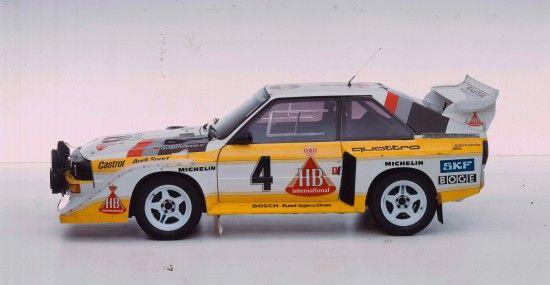 1985 Audi Sport Quattro S1 E2 Picture 64810
