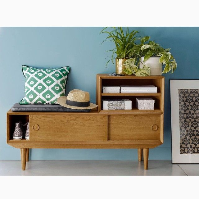 banc d entr e quilda deco appart pinterest entryway. Black Bedroom Furniture Sets. Home Design Ideas