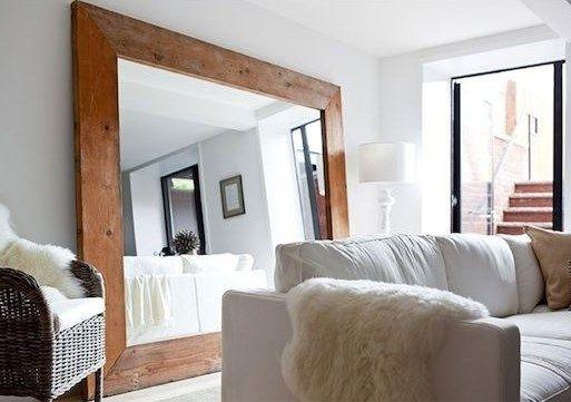 Grote Staande Spiegel : Pin van patricia simons op interieur spiegel tips