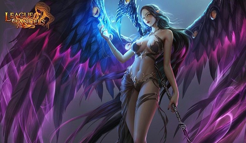 Exceptionnel A587 Free Mat Bag League Of Angels Playmat Large Game Mouse Pad  IY37