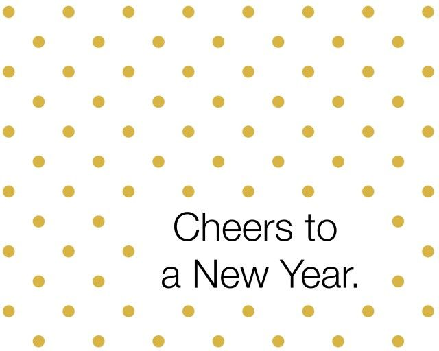 Cheers to a New Year – Free Print   Share Your Craft   Pinterest ...