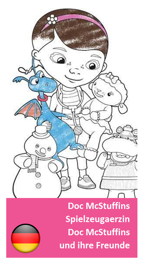 Fein Disney Junior Färbung Galerie - Malvorlagen-Ideen ...
