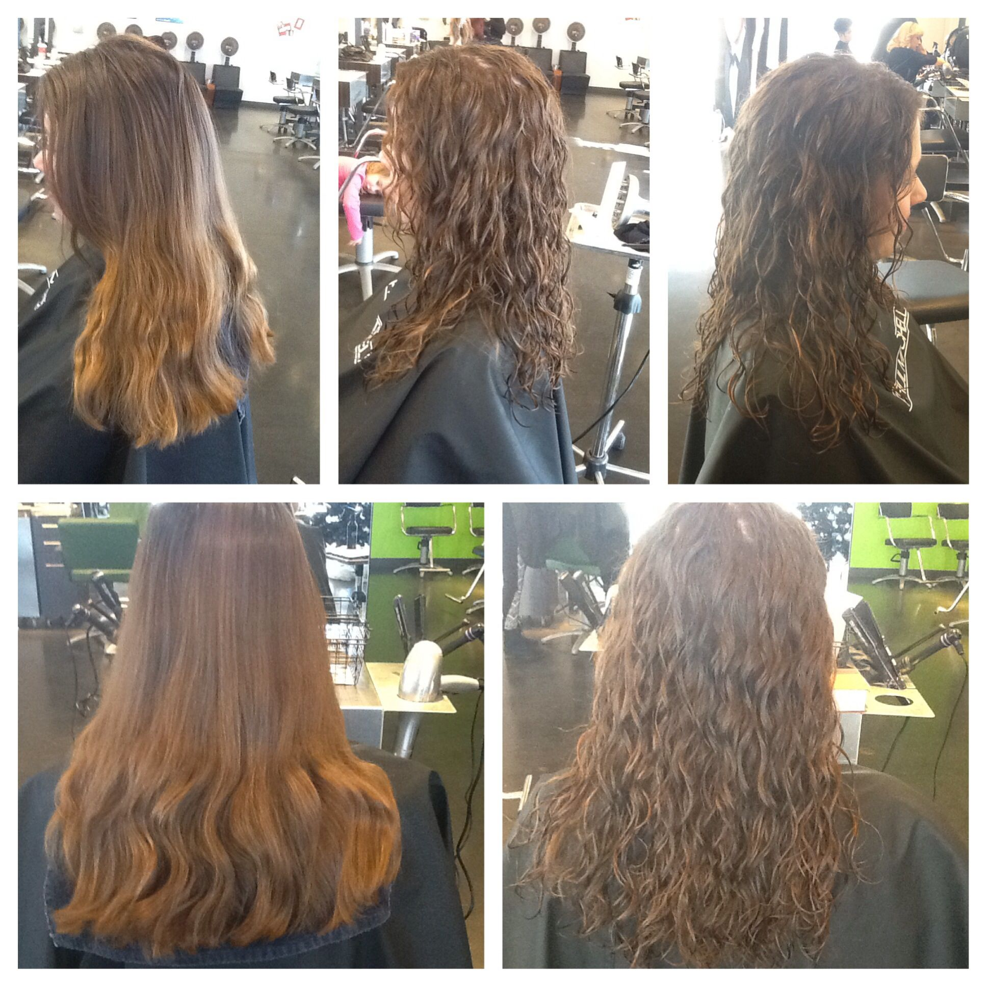 Pin By Carys Behnke On Hair Wavy Hair Spiral Perm Permed Hairstyles