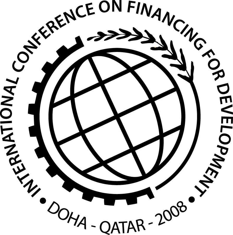 Doha Review Conference Logo