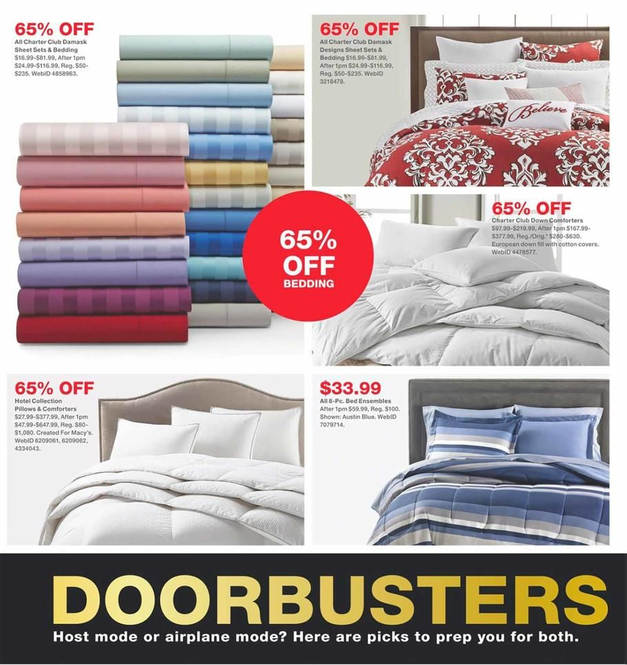 Best Macy S Black Friday Ad Scan Deals And Sales 2019 Page 400 x 300