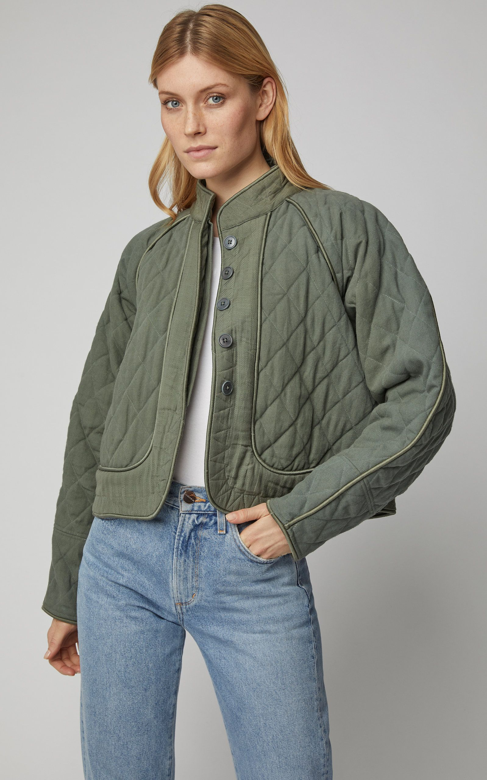 Click Product To Zoom Quilted Jacket Fashion Jackets [ 2560 x 1598 Pixel ]