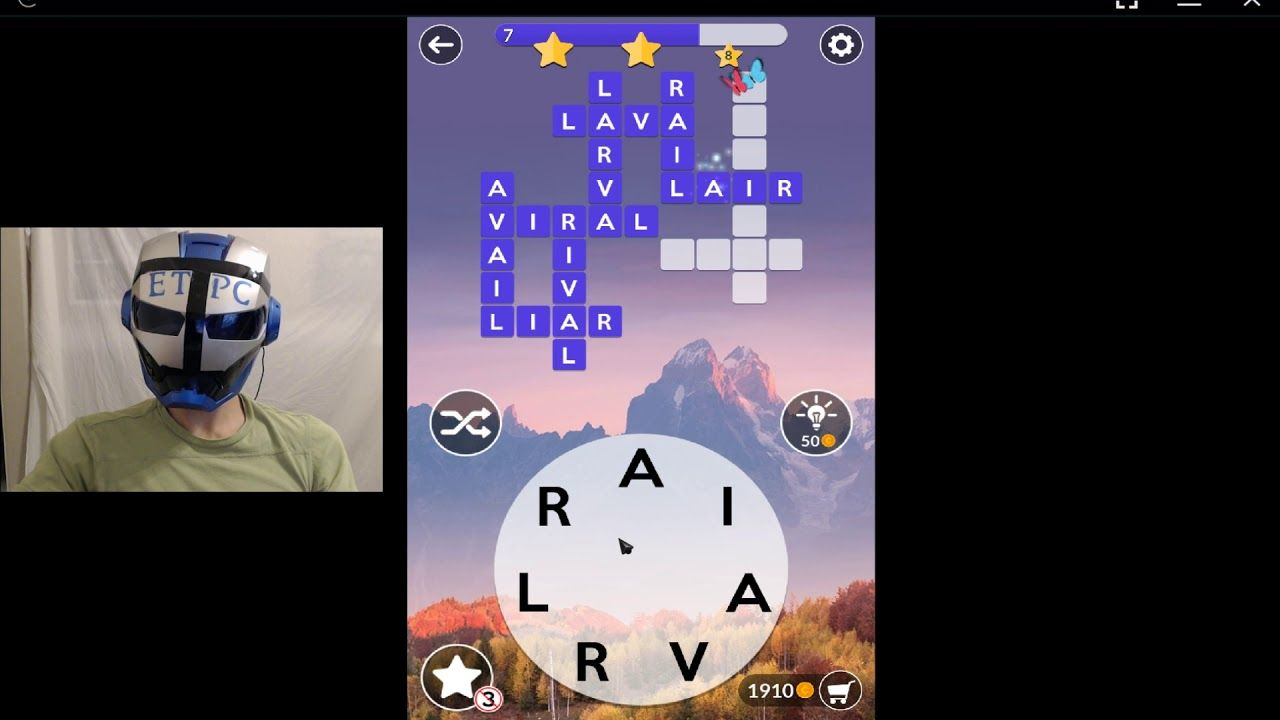 Wordscapes Daily Puzzle Answers For Tuesday  November 28