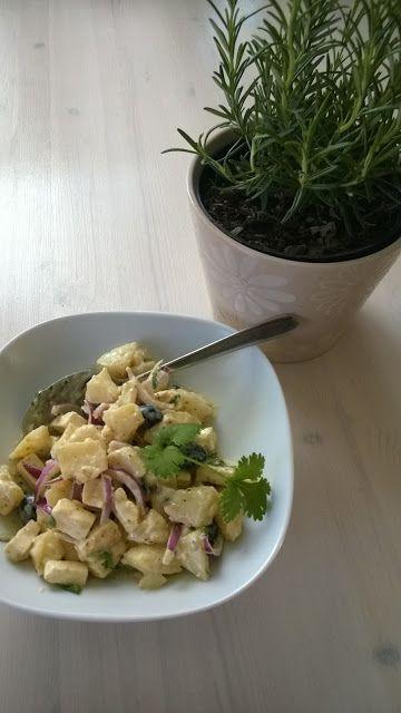 Tupun tupa: Feta-perunasalaatti