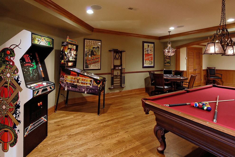 Entertainment Room Ideas how to: transform an empty space into a game room | entertainment