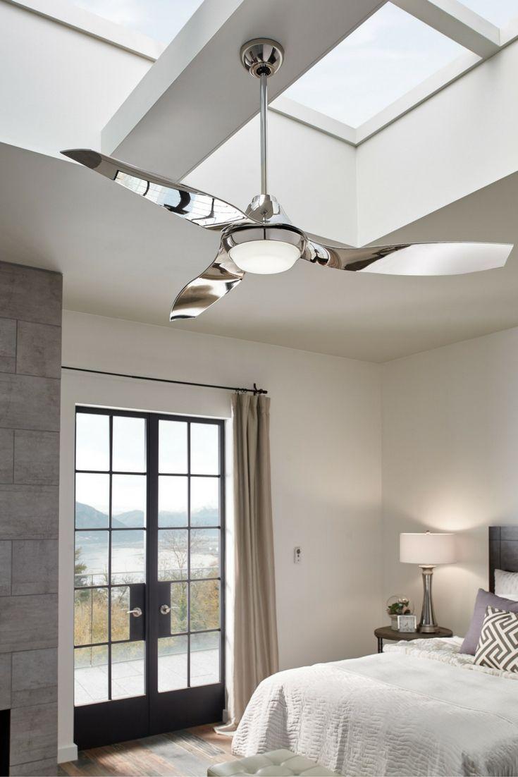 New Ceiling Fan In The Master Bedroom Ceiling Fan Bedroom