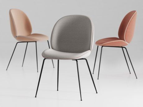 Beetle Chair 3d Model By Design Connected Products In
