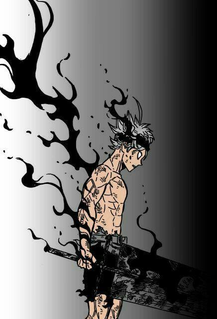 Dark Black Clover Anime Hd Wallpaper In 2020 With Images Black Clover Anime Black Clover Manga Anime Wallpaper