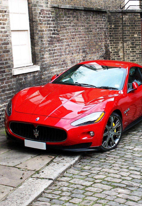 Charmant Maserati Gran Turismo