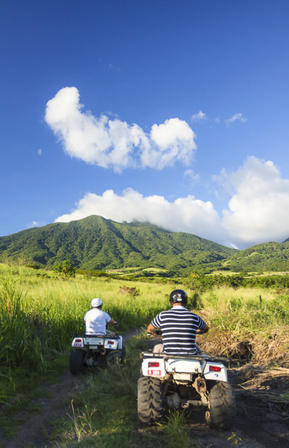Basseterre st kitts explore the verdant rainforest of st kitts basseterre st kitts explore the verdant rainforest of st kitts see exotic tropical plants on an off road ride while you take a 4x4 to the rainforests publicscrutiny Images