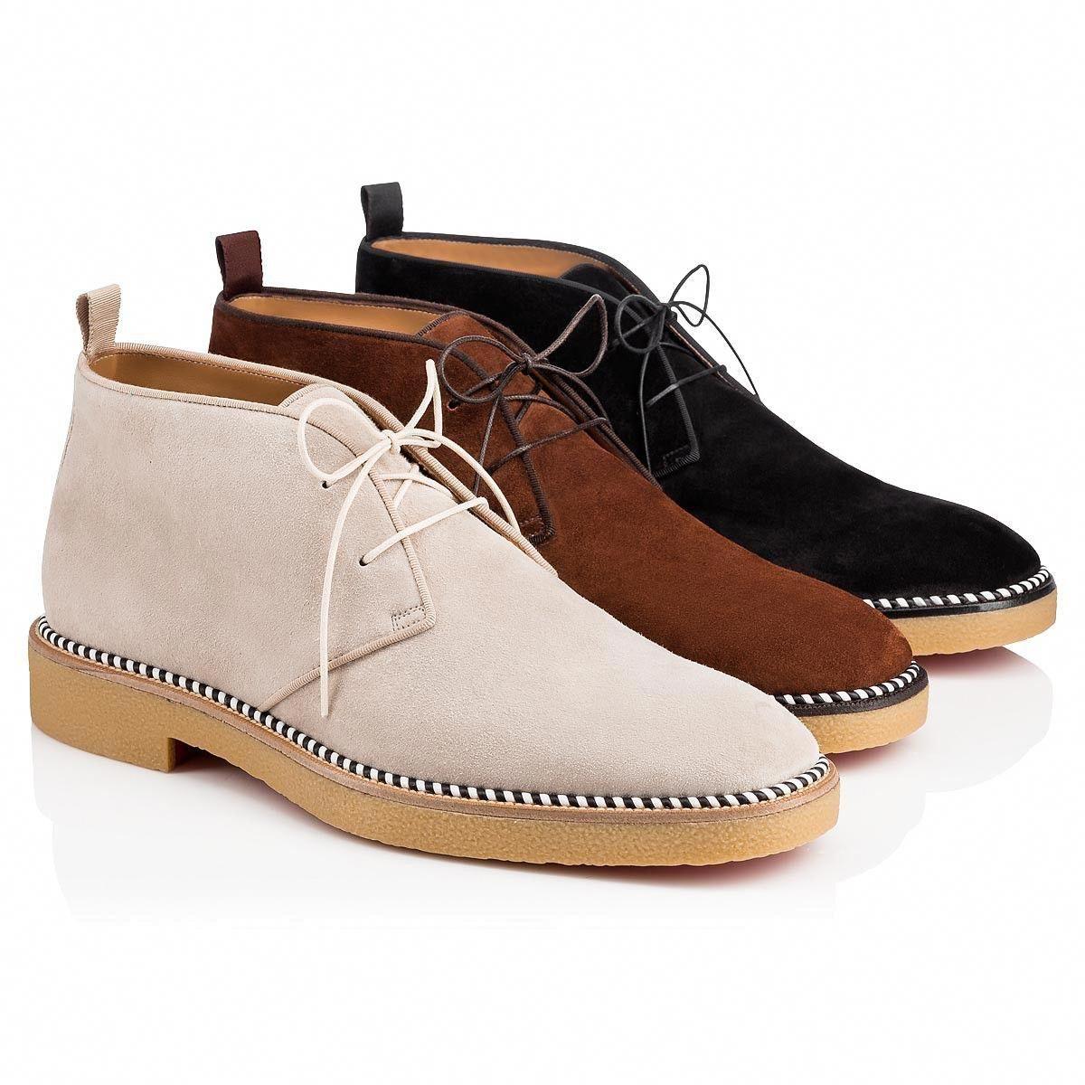 1438f4869ebd Shoes - Bruno Crepe Flat - Christian Louboutin  ChristianLouboutin ...