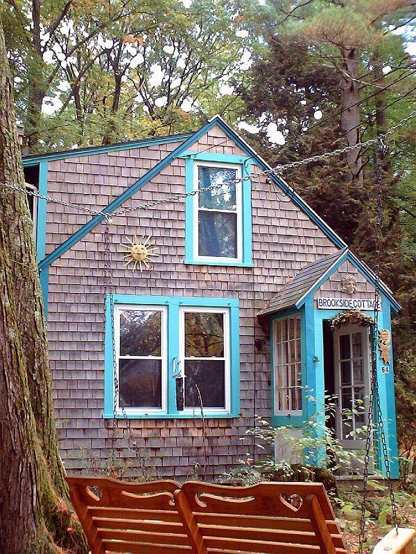 brookside cottage favorite places spaces pinterest h uschen. Black Bedroom Furniture Sets. Home Design Ideas