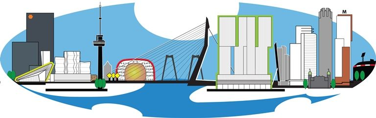Inzendingen Skyline Ontwerpwedstrijd - Rotterdam Festivals