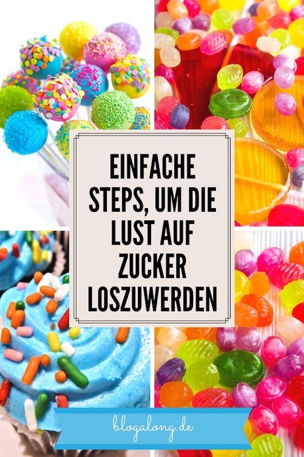 Einfache Steps, Um Die Lust Auf Zucker Loszuwerden  Essen