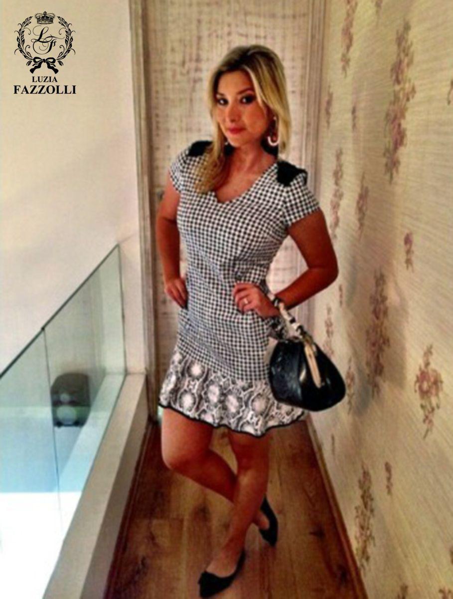 Produção ma-ra-vi-lho-sa da loja #citrinarosa com look LUZIA FAZZOLLI, nós amamos.  #look #dress #amoluziafazzolli