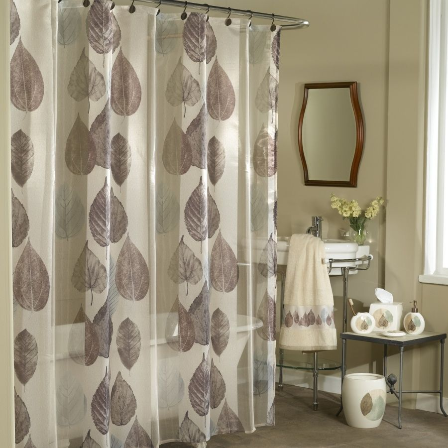Image Of Cost Your Privacy With Bed Bath And Beyond Shower Curtain - Large bathroom window treatment ideas for bathroom decor ideas