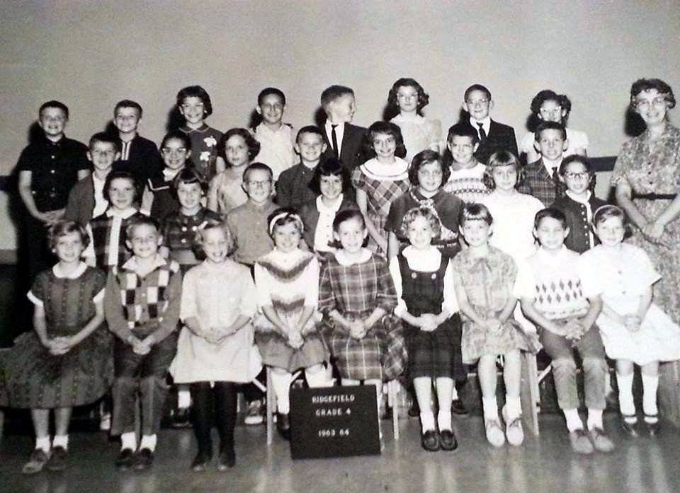 Ridgefield School, Grade 4 (1963/64)