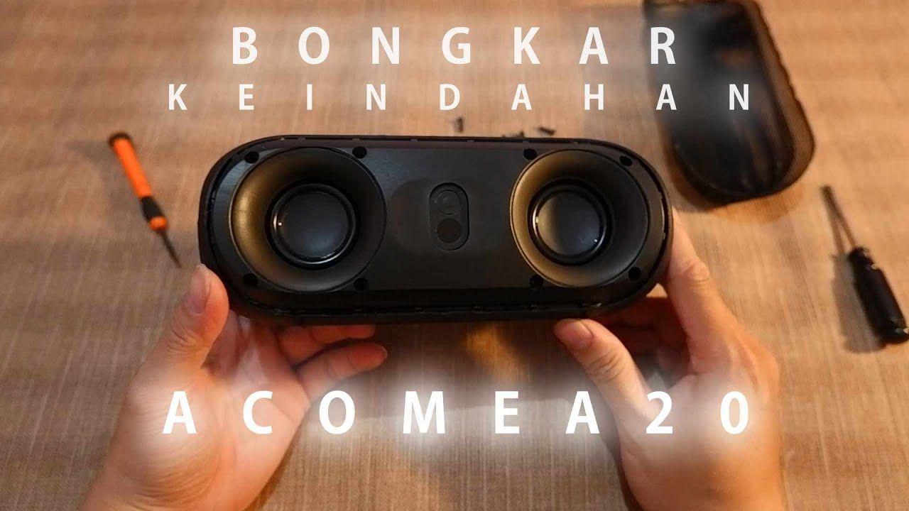 Bongkar Acome A20 Adakah Keindahan In 2021 Signal To Noise Ratio Bluetooth Electronic Products