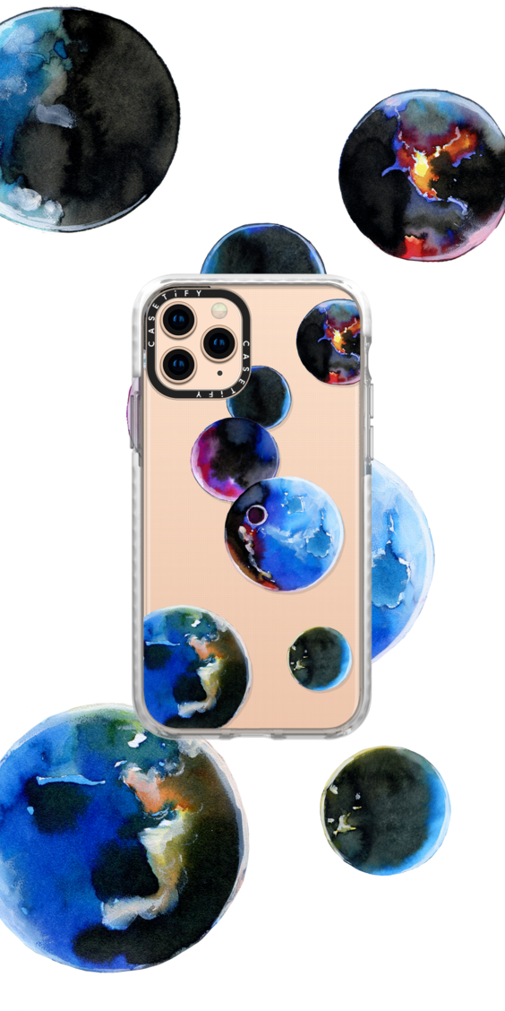 Casetify iPhone iPhone11 iPhone11Pro Case Art