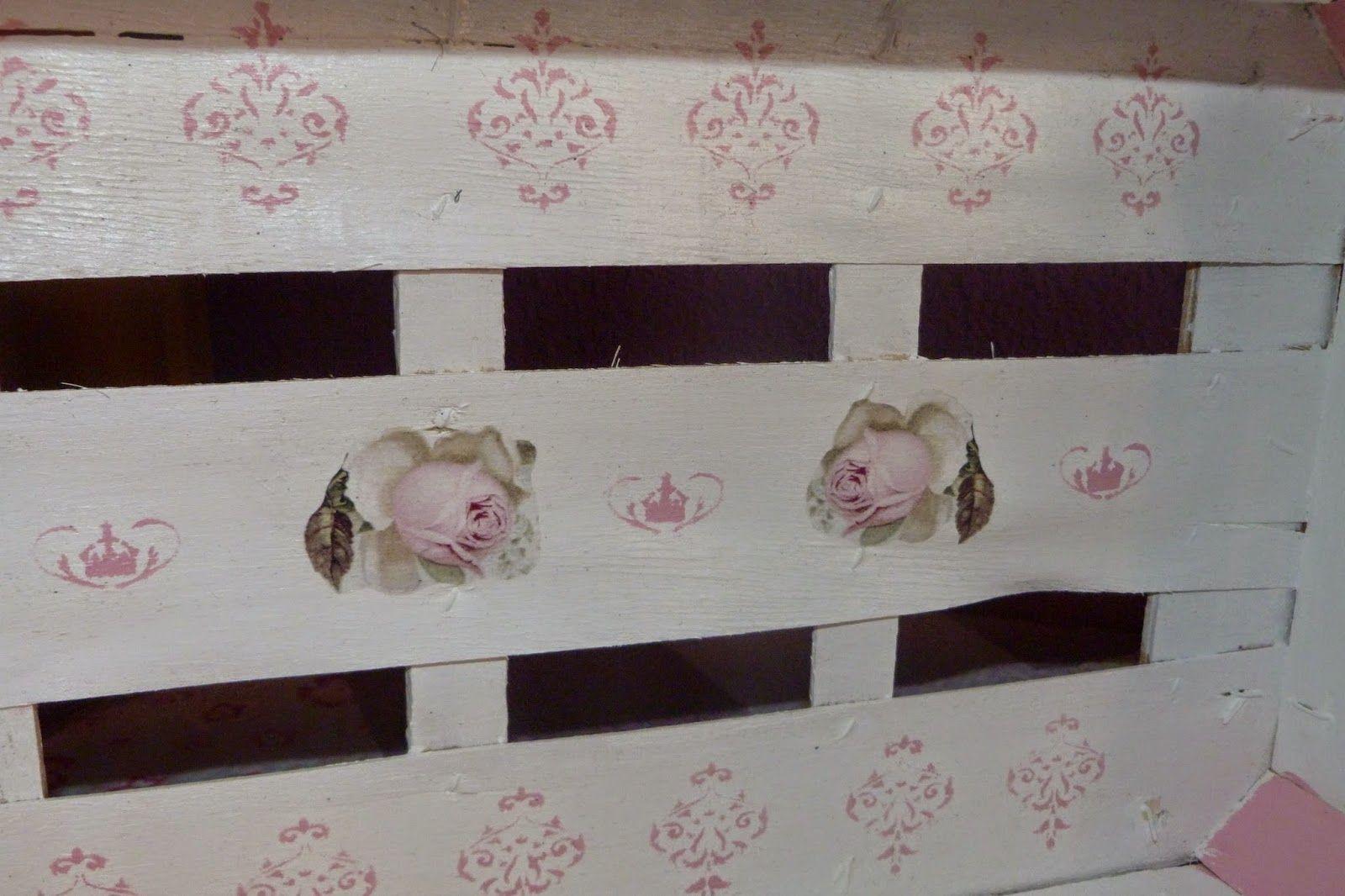 Verdad que las cajas de fruta son uno de los objetos m s - Cajas para decorar ...