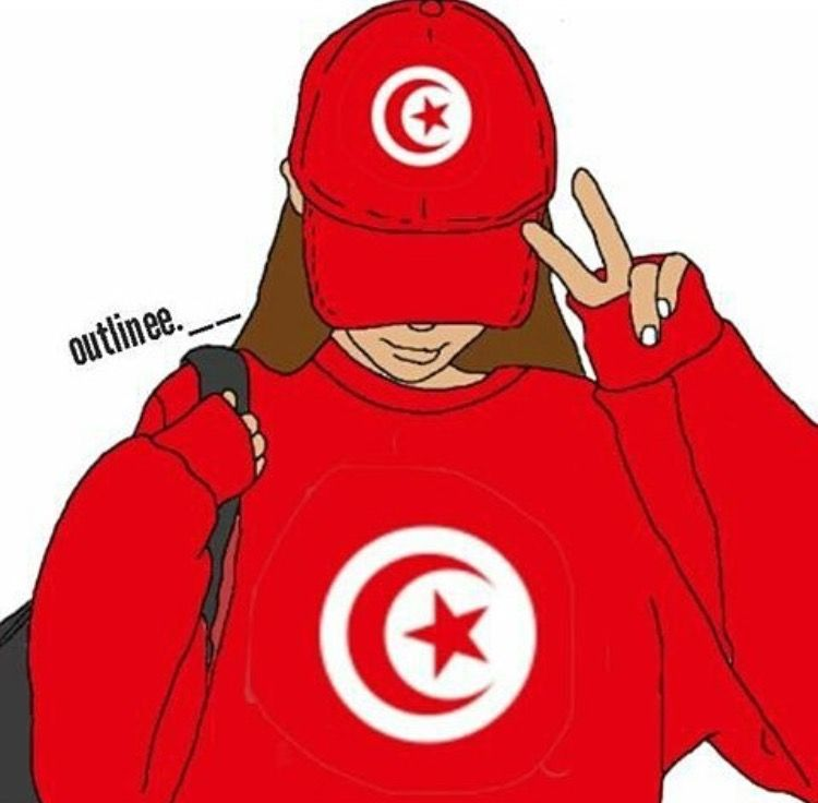 رغما كل شيئ تبقى تونسنا En 2019 Fille Tunisienne Tunisie