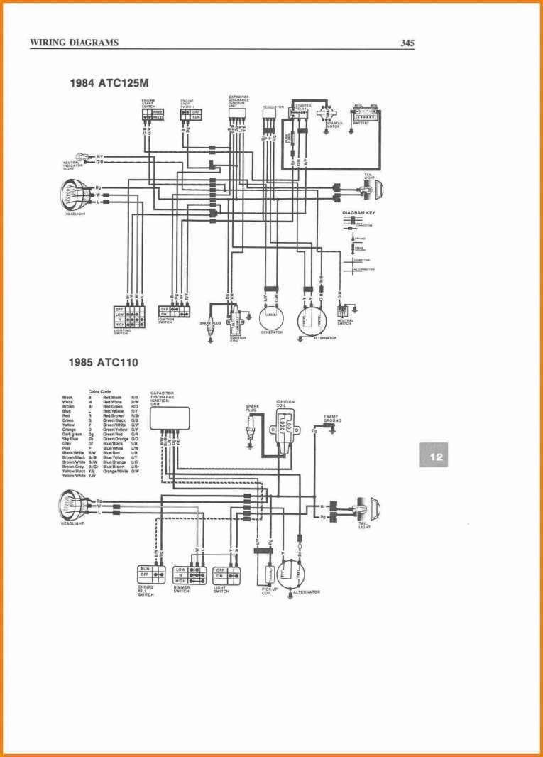 10  50cc Motorcycle Wiring Diagram