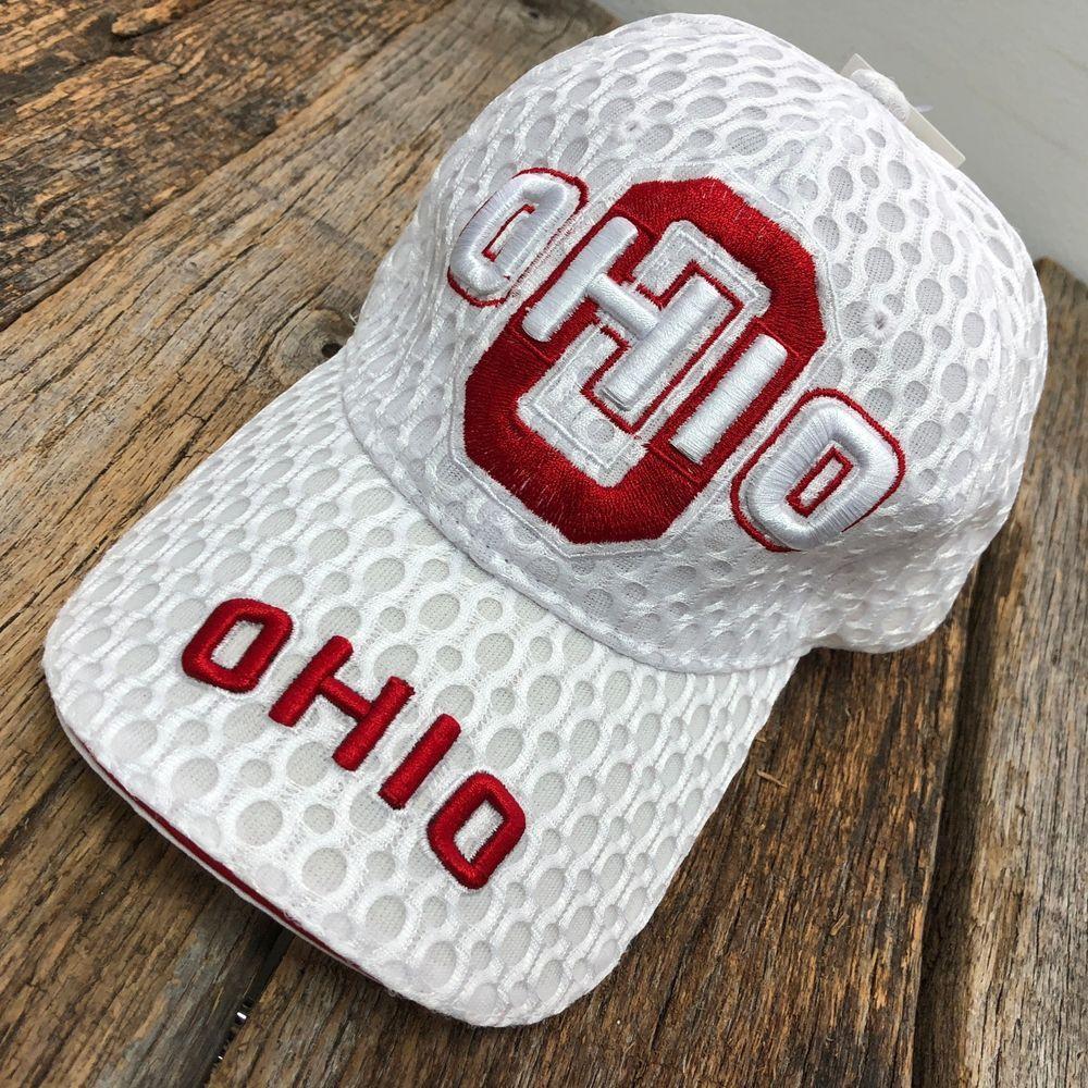 Ohio State Baseball Cap Air Mesh Breathable Hat New