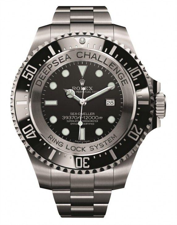 4b4d1bbf054 The new (experimental) ROLEX Deepsea Challenge Watch  water resistance   12