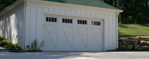 18 X 8 Foot Garage Door