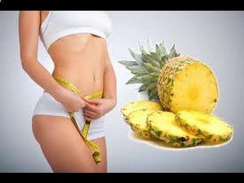 El Gran Secreto de la Dieta de la PINA 3 kilos por sermana / The Pineap...