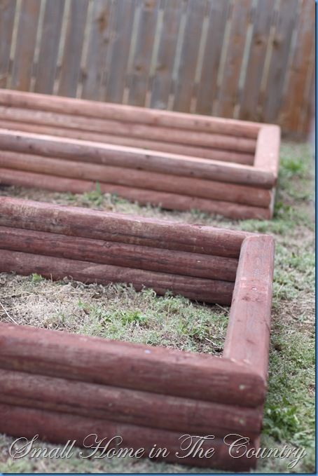 Building Raised Garden Beds On The