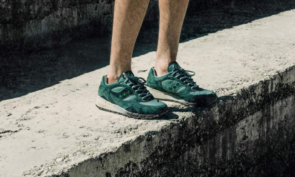 Saucony - x Feature LV Shadow 6000