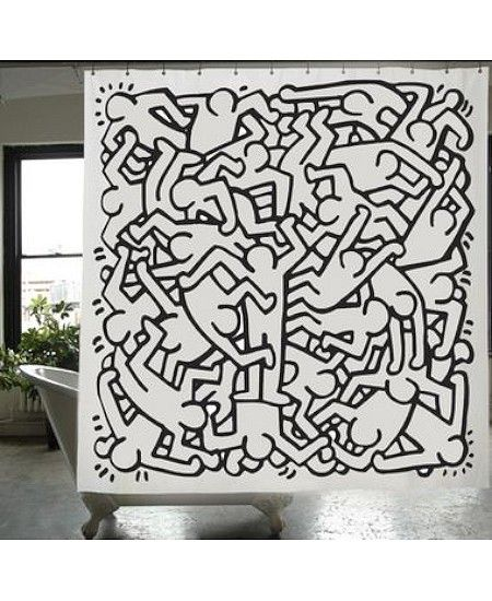 11 Of The Best Art Inspired Homewares Keith Haring Keith Haring