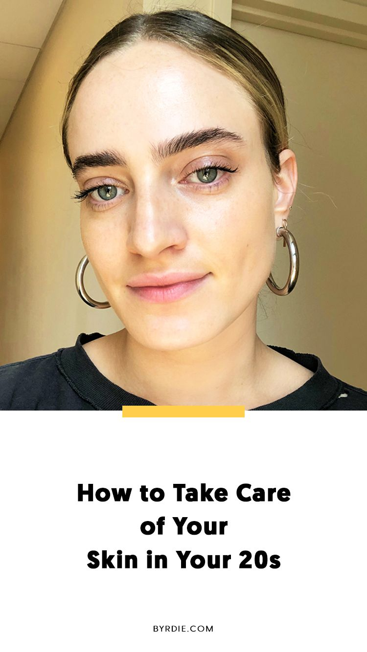 Here S How To Take Care Of Your Skin In Your 20s According To Top Derms Organic Skin Care Routine Skin Care Secrets Skin Care Women