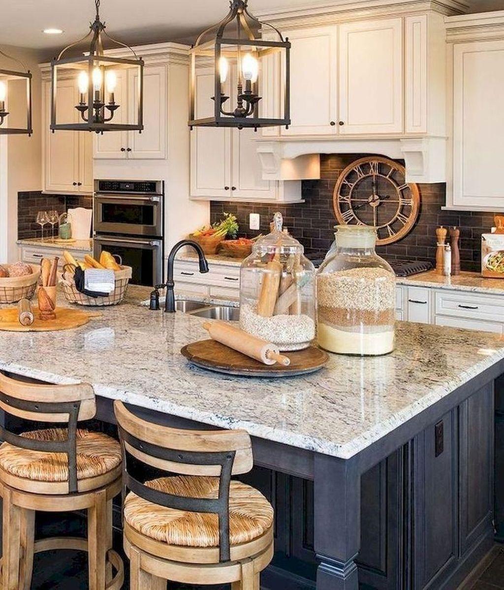 46 Stilvolle rustikale Küche im Landhausstil Ideen, die ...