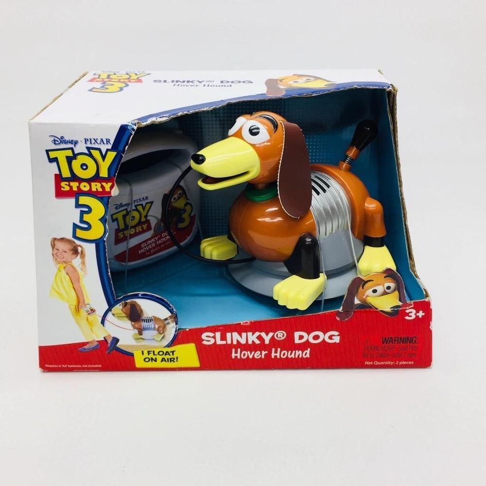 Disney Pixar Toy Story 3 Slinky Dog Hover Hound Unopened In