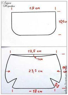 8cbf1d1f1 como hacer un clutch bolso pattern - Buscar con Google | cueros ...