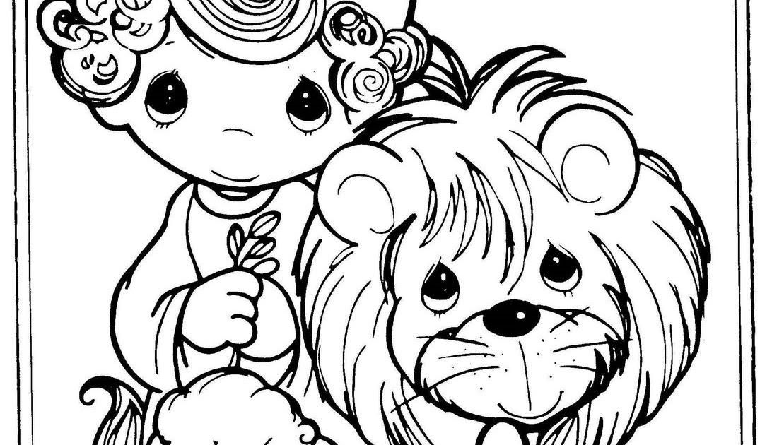 18 Bible Coloring Pages Lion And Lamb Bible Coloring Bible Coloring Pages Coloring Pages
