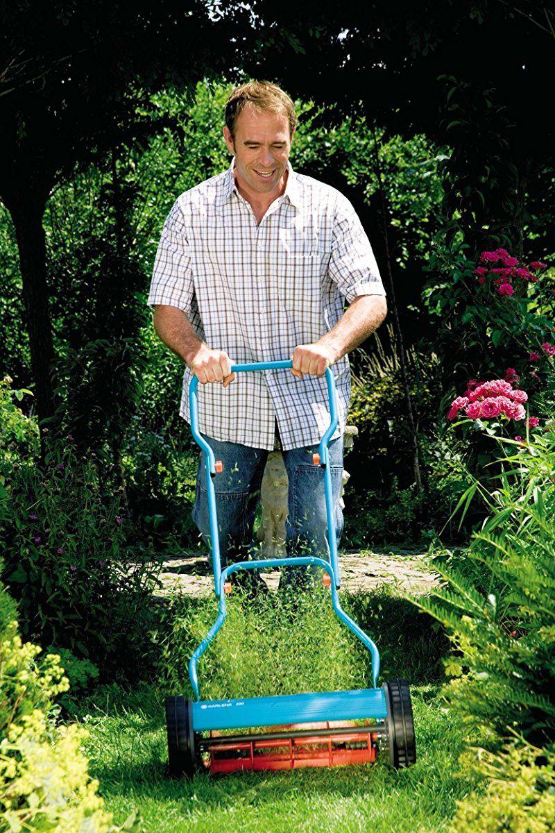 How To Sharpen Gardena Reel Mower Blades