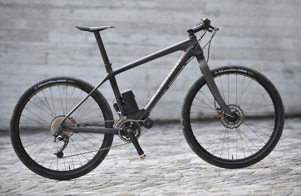 The Lightest Mountain E Bike Ever Cyclisme Velo