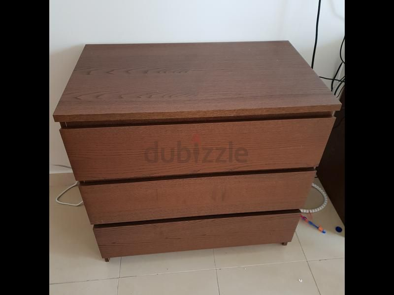 dubizzle Abu Dhabi | Cabinets & Cupboards: IKEA chest of